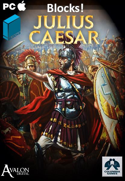 Couverture Blocks!: Julius Caesar